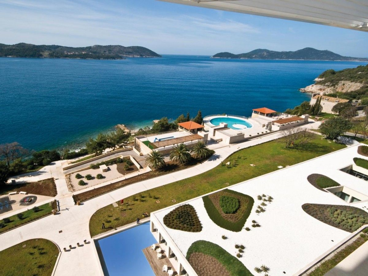 Hotels, , Orašac - RADISSON BLU RESORT & SPA, Dubrovnik Sun Gardens