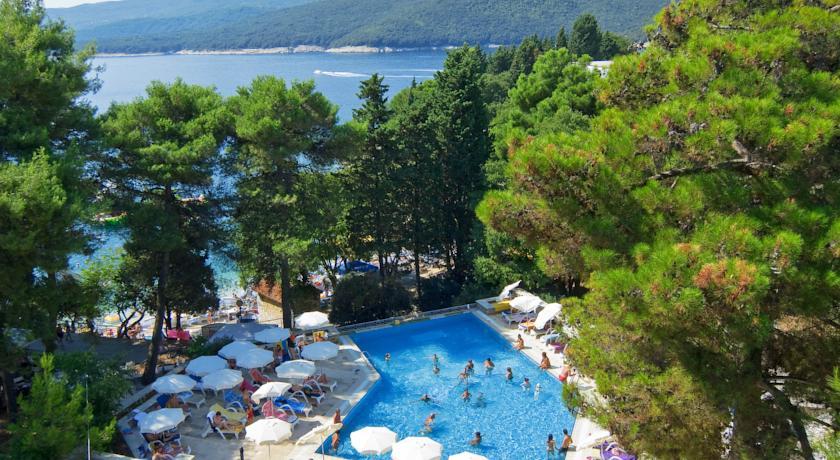 Hotely, Rabac, Rabac a Labin - HOTEL MARINA