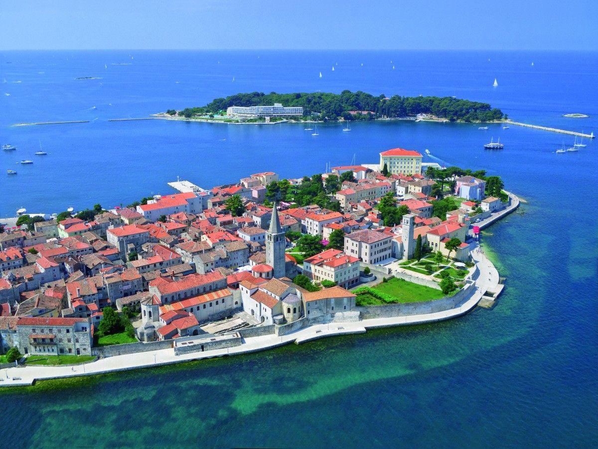 Apartmanovy Komplex Pical Porec Porec Region Istria Chorvatsko