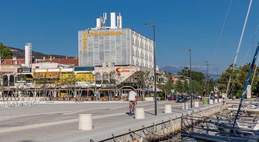 Alberghi, Crikvenica, Crikvenica e dintorni - HOTEL INTERNATIONAL