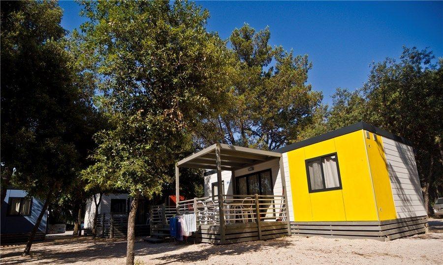 Mobilné domy Trogir a okolie - MOBILNÉ DOMY ARIA - Resort Belvedere, Seget Vranjica