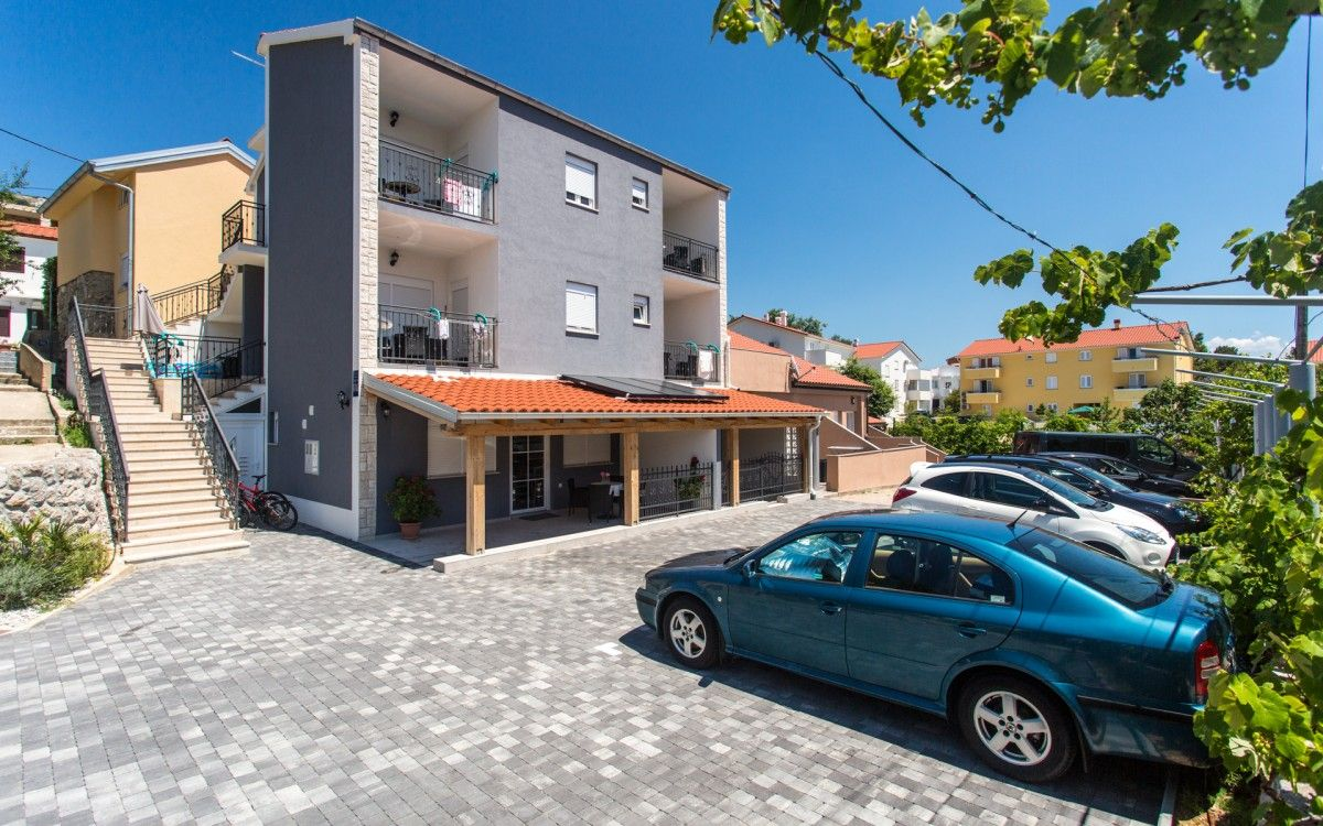Apartments Island of Krk - Apartment ID 2779
