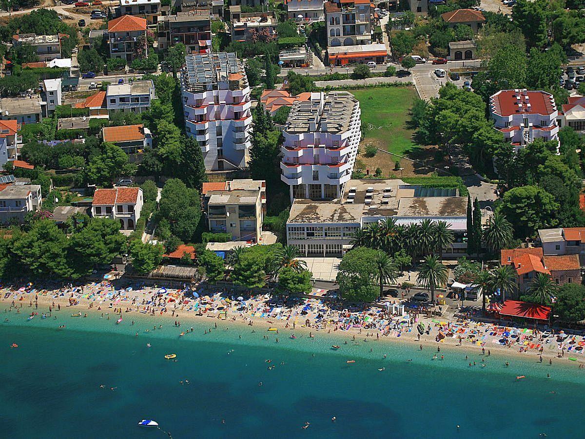 Hotely, Gradac, Makarská Riviéra - HOTEL LAGUNA