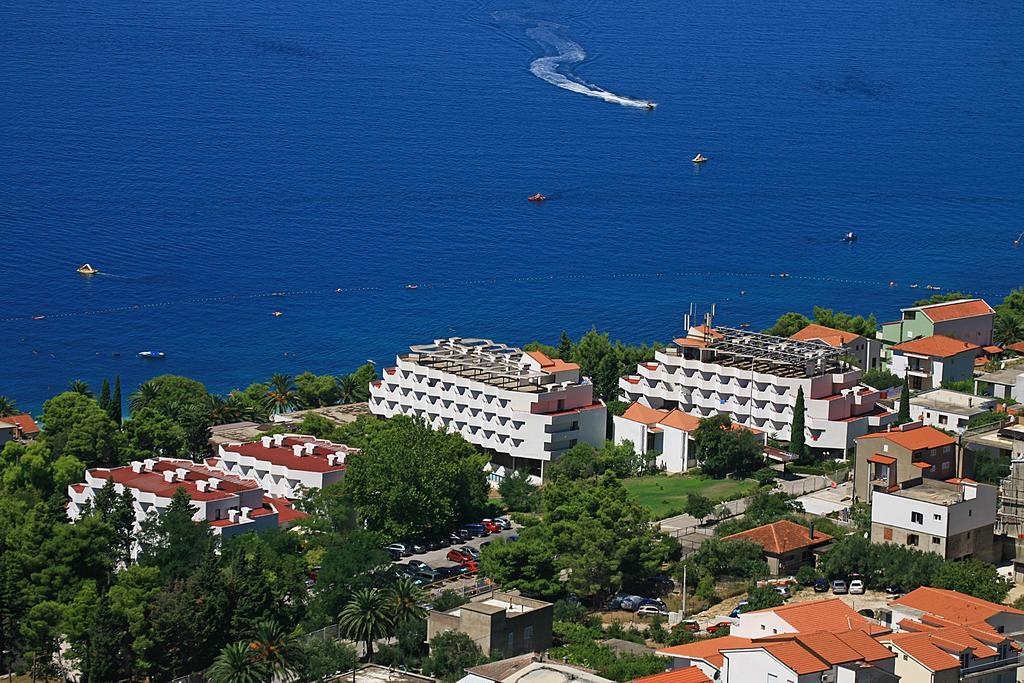 Carte Croatie Gradac.Hotel Laguna Gradac Makarska Riviera Central Dalmatia