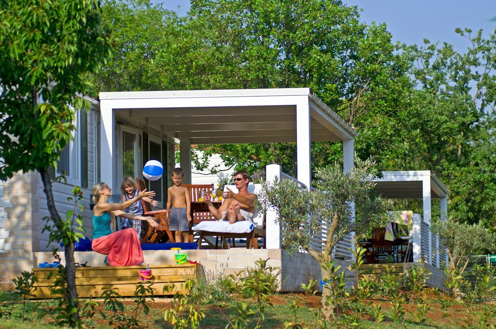 Mobile Homes Poreč region - Camping Resort Lanterna - Istrian Village