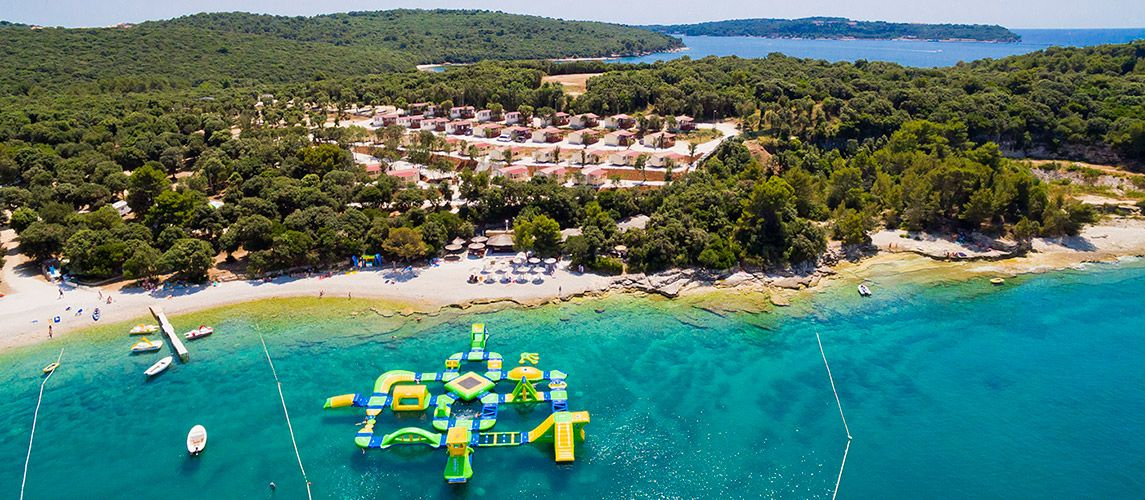 Mobile Homes, Pula, Pula & south Istria - Brioni Sunny Camping - Mobile Homes