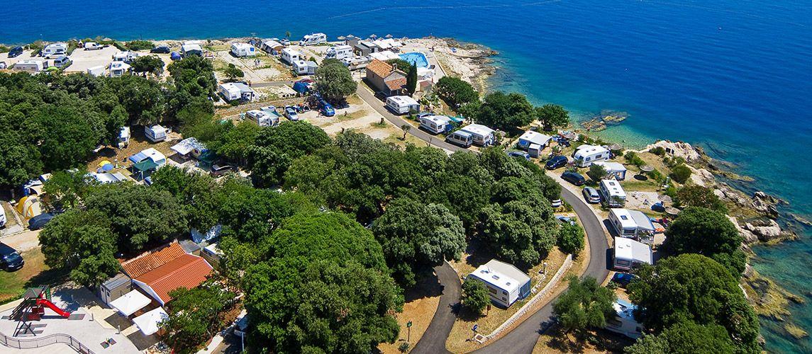 Camping Marina - Mobile Homes - Sveta Marina, Rabac & Labin