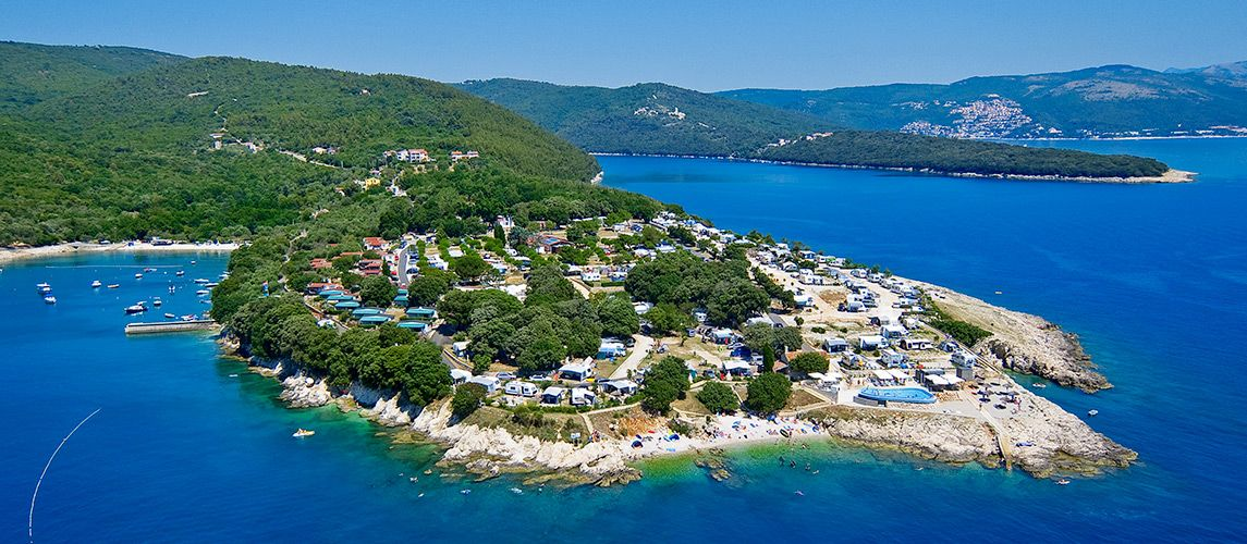 Mobile Homes Rabac & Labin - Camping Marina - Mobile Homes