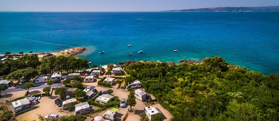 Mobile Homes Island of Krk - Camping Resort Krk - Bella Vista Premium Village