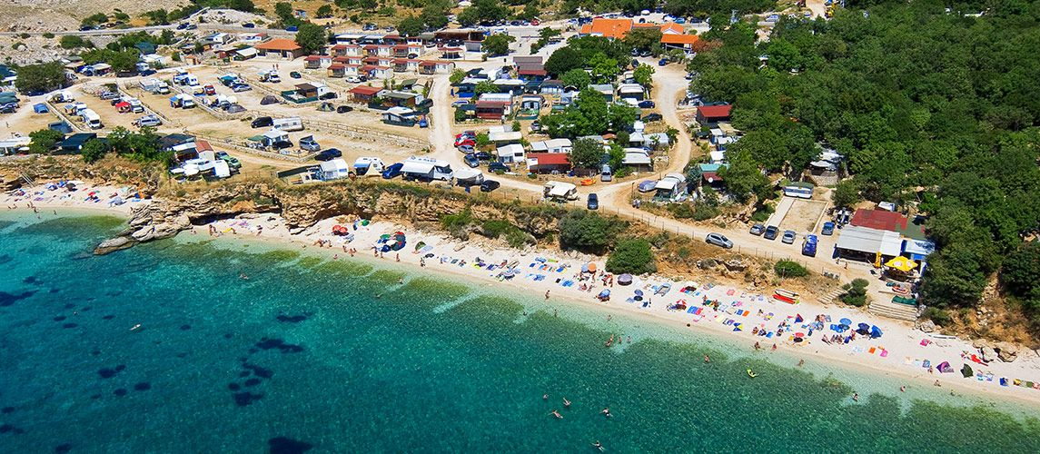 Mobile Homes Island of Krk - Camping Škrila - Mobile Homes