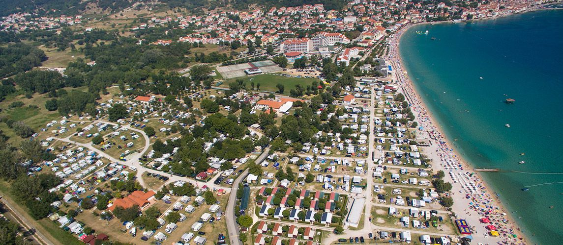 Baška Beach Camping Resort - Mobile Homes