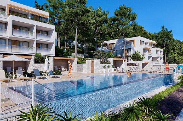 Hotels Rabac & Labin - GIRANDELLA V LEVEL VILLAS