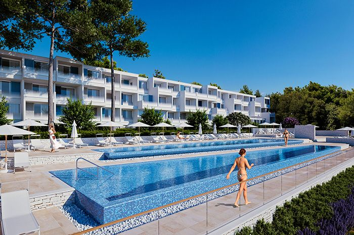 Hotels, Rabac, Rabac und Labin - GIRANDELLA ADULTS ONLY