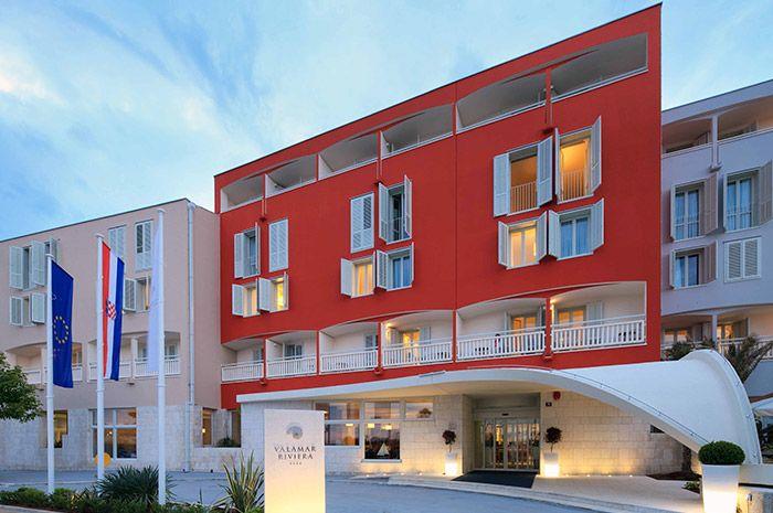 Hotely Poreč region - VALAMAR RIVIERA HOTEL & VILLAS