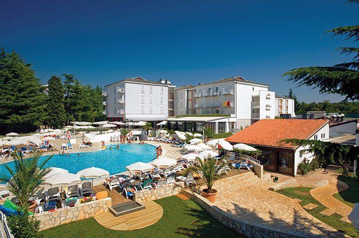 Hotely, Poreč, Poreč region - VALAMAR PINIA HOTEL