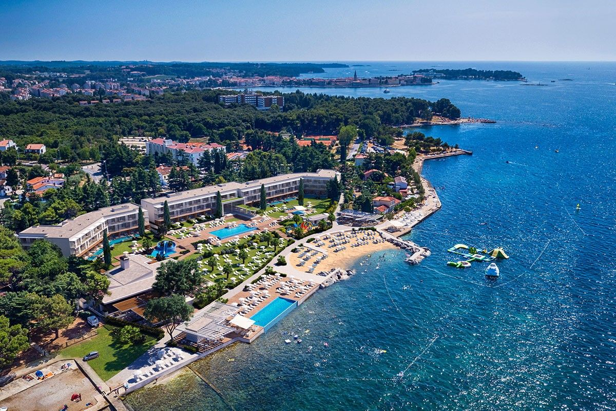 Apartments Poreč region - VALAMAR MAREA SUITES