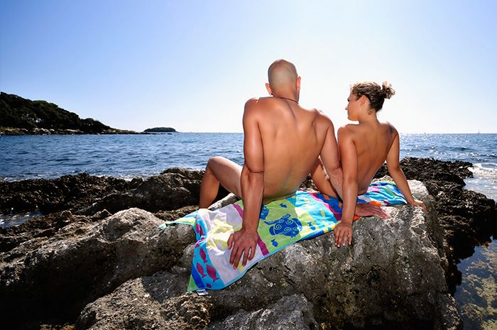 Croatia naturist photos