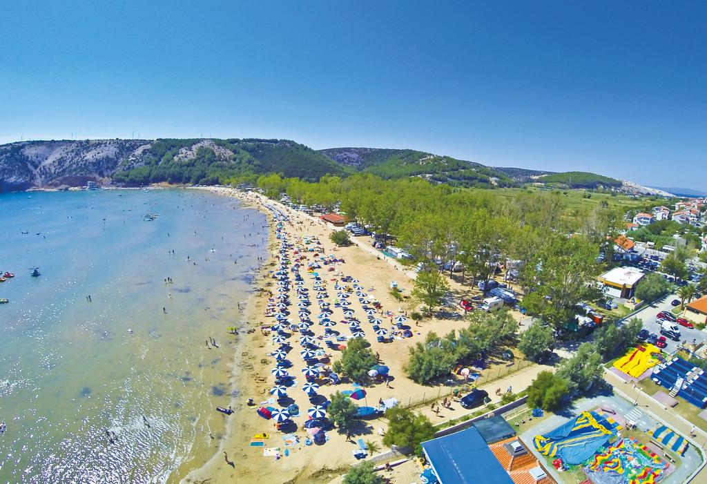 Mobile Homes, Lopar, Island of Rab - Camping San Marino - Mobile Homes