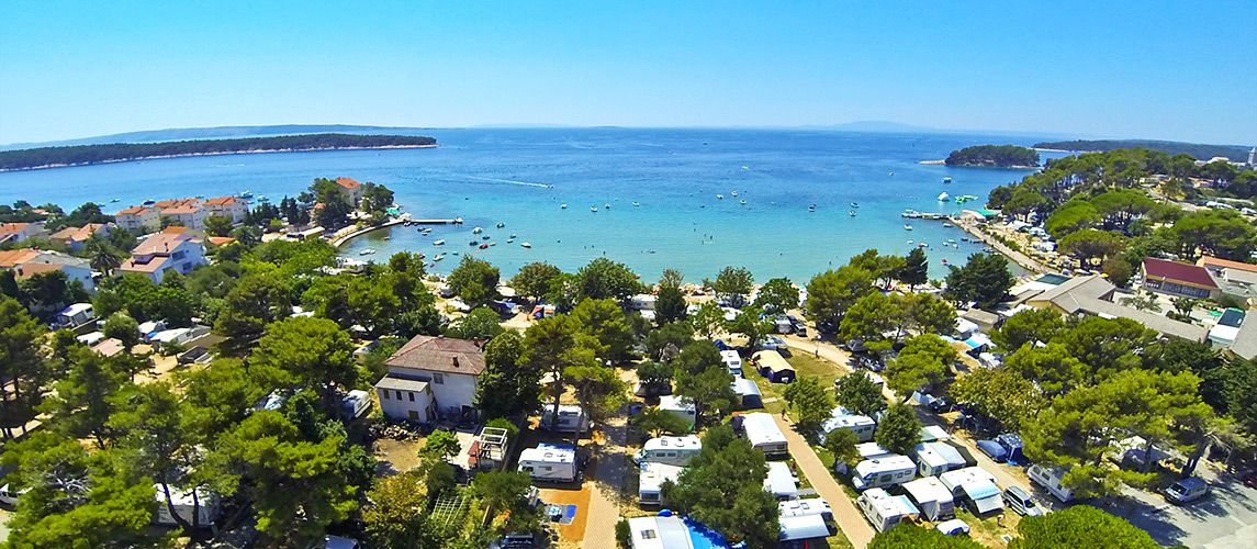 Mobile Homes, Banjol, Island of Rab - Camping Padova - Mobile Homes
