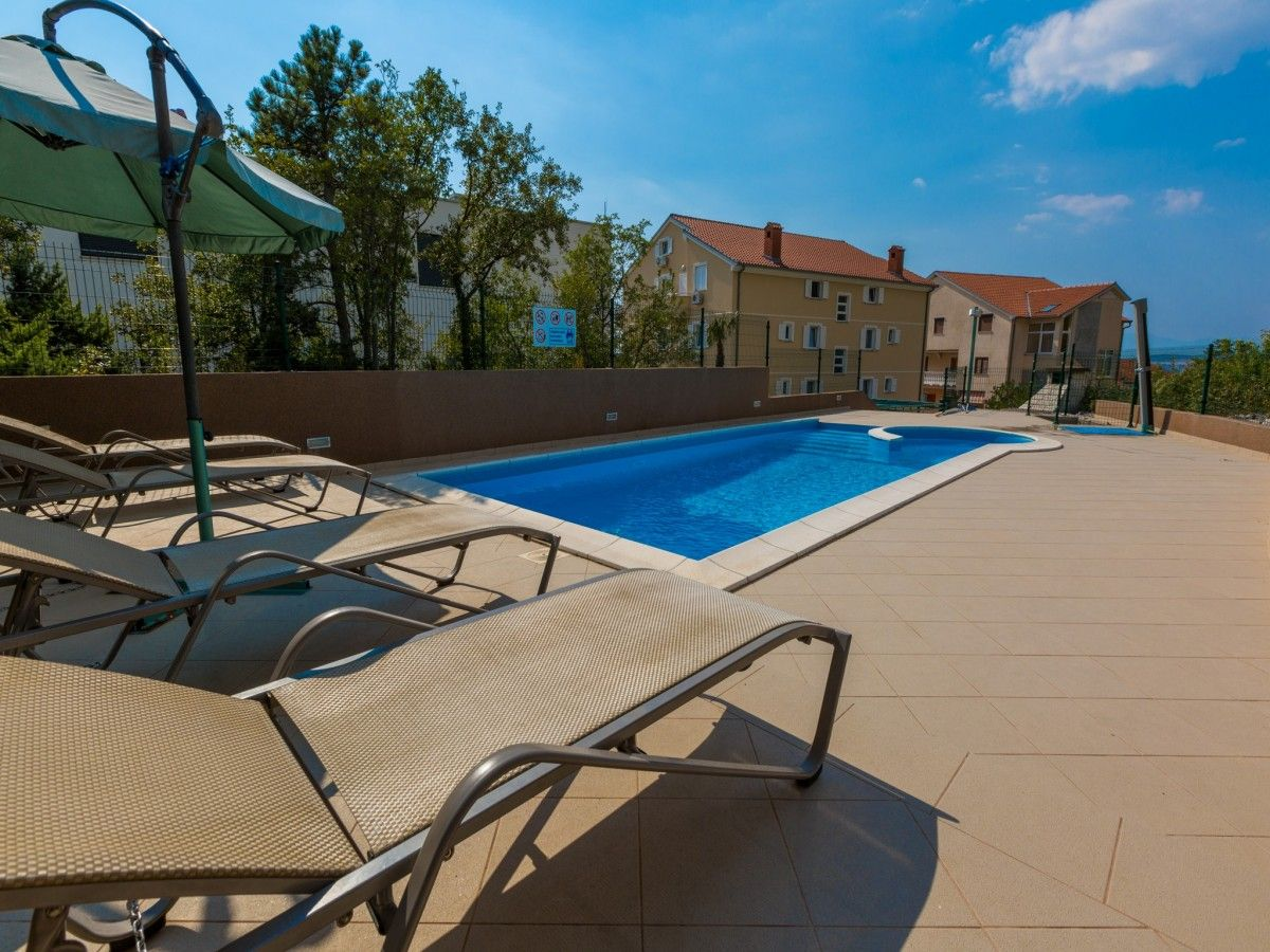 Apartments, Dramalj, Crikvenica and surroundings - VILLA WITH POOL CRIKVENICA KACJAK