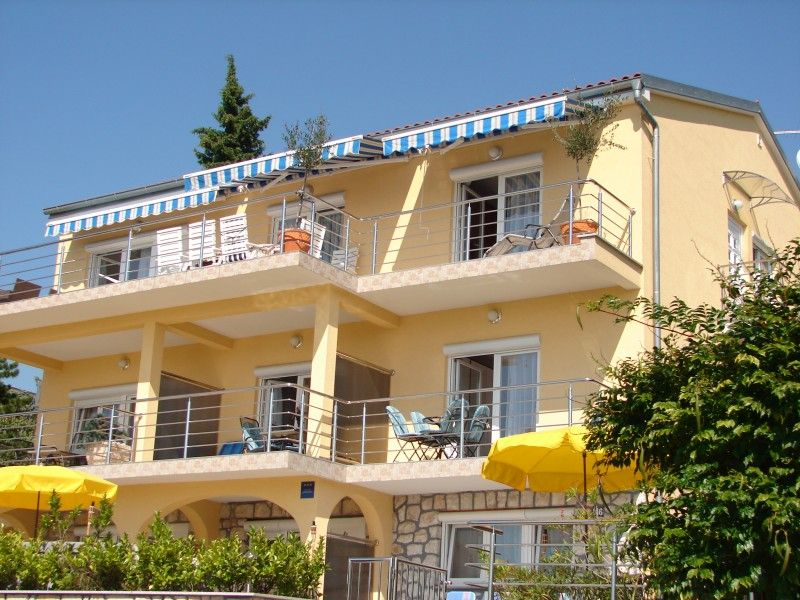 Apartments, Dramalj, Crikvenica and surroundings - Apartment ID 0287
