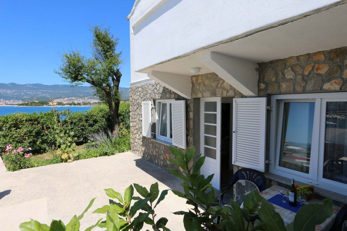 Apartments, Šilo, Island of Krk - Apartment ID 2884