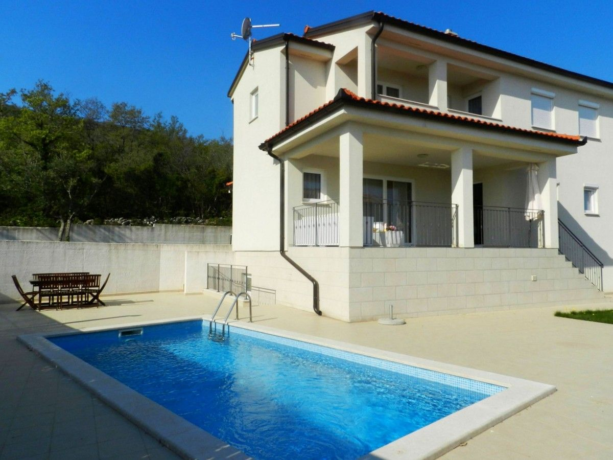 Holiday Homes Rabac & Labin - Holiday Home MELISA for 10 persons
