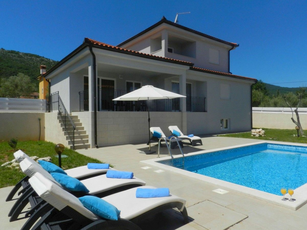 Holiday Homes Rabac & Labin - Holiday Home MARINE for 8 persons