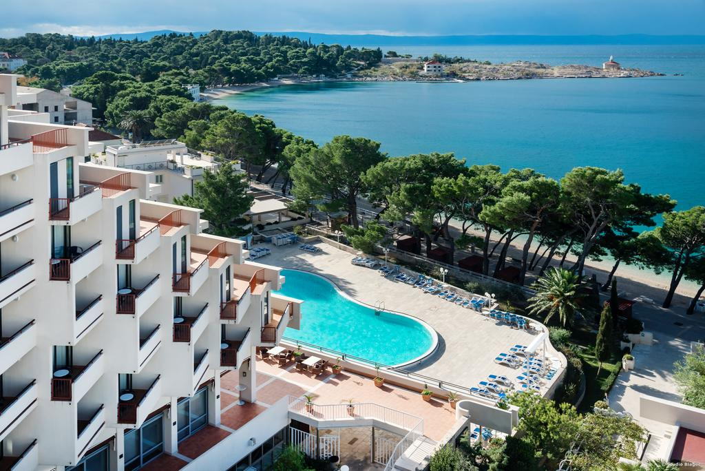 Hotely, Makarska, Makarská Riviéra - HOTEL METEOR MAKARSKA