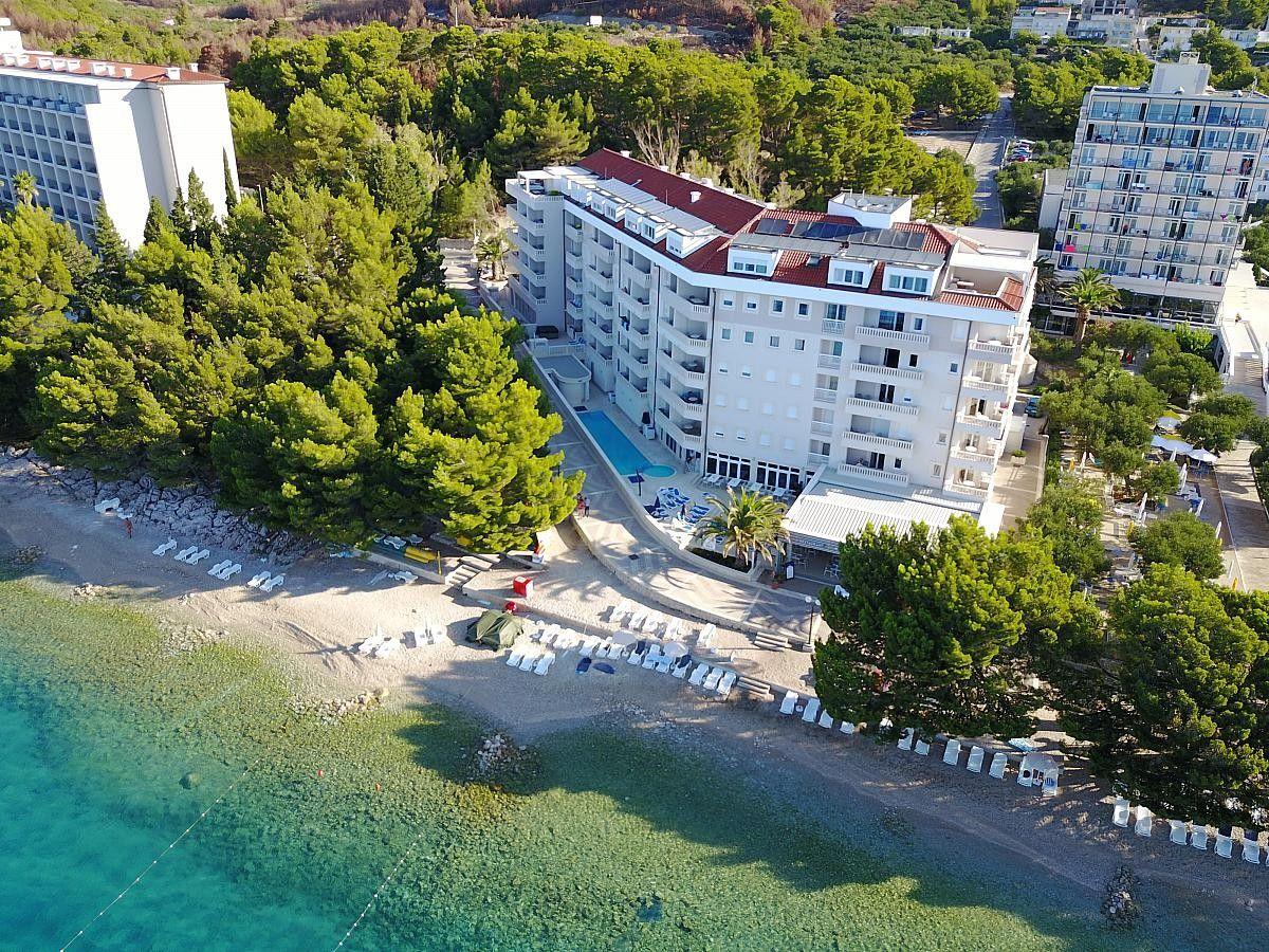 Hotely, Tučepi, Makarská Riviéra - APARTHOTEL TAMARIS, Tučepi
