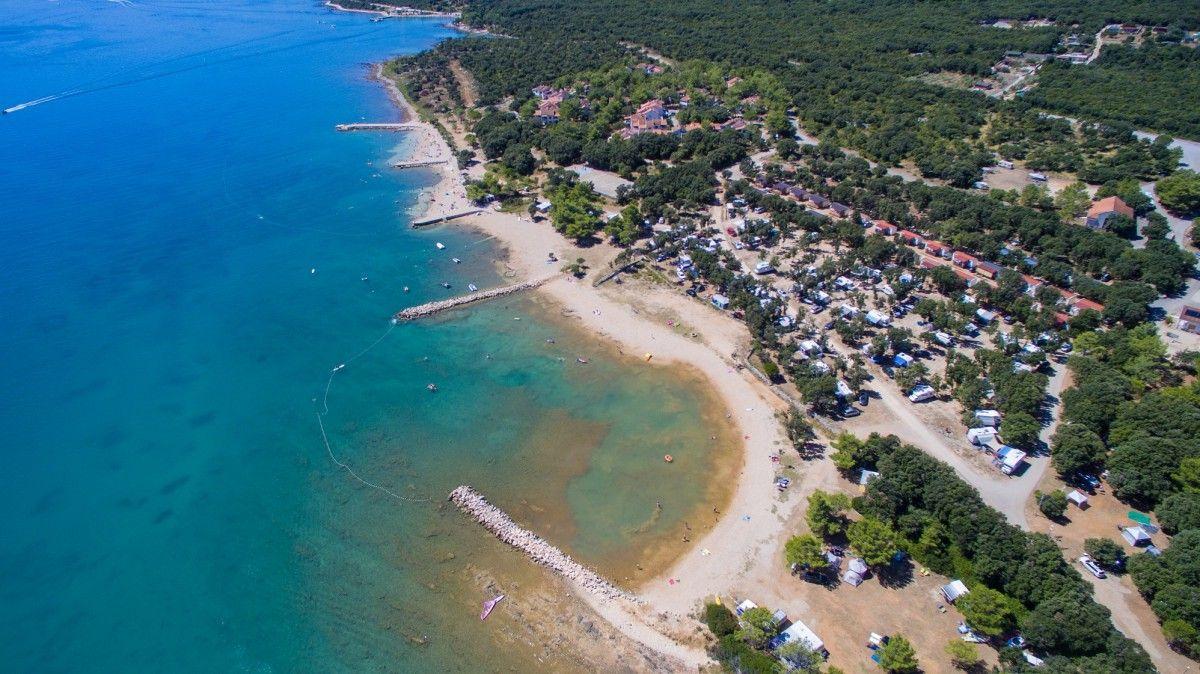 Ferienwohnungen Insel Lošinj - Appartements Lopari - Camping Lopari, Nerezine, Insel Lošinj