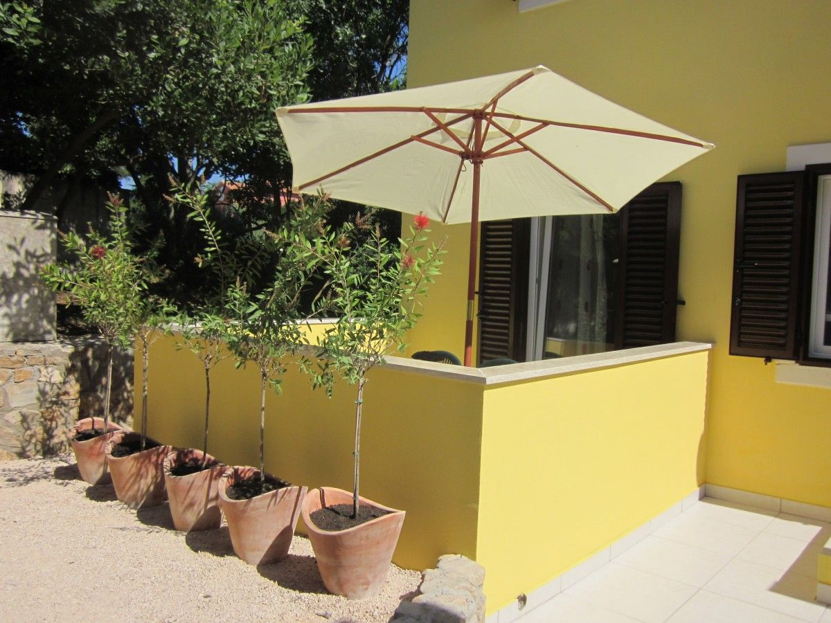 Apartmány Ostrov Lošinj - Apartmány Dolac - Kemping Rapoća, Nerezine, ostrov Lošinj