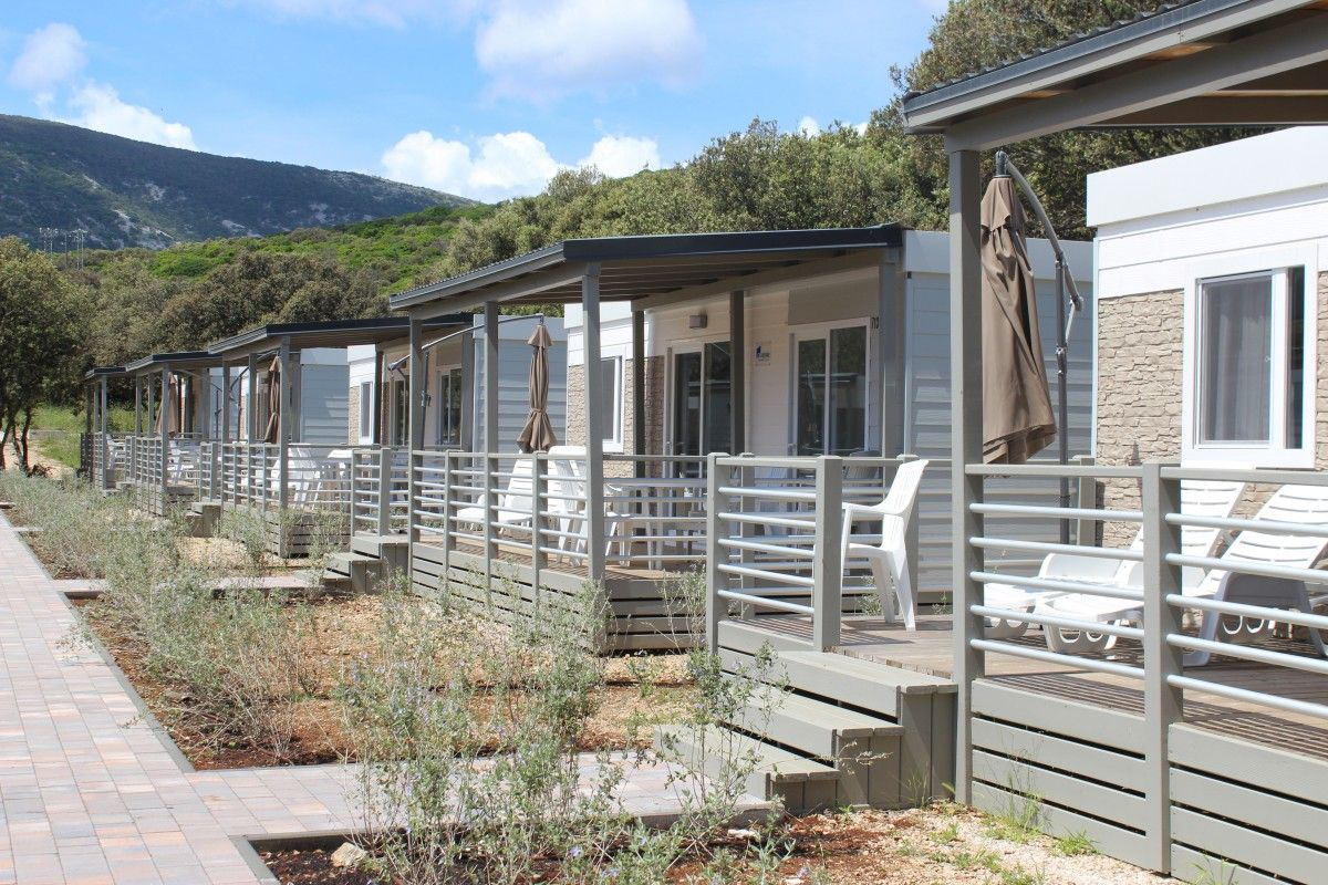 Mobilheime Insel Lošinj - Mobile Homes Camp Lopari