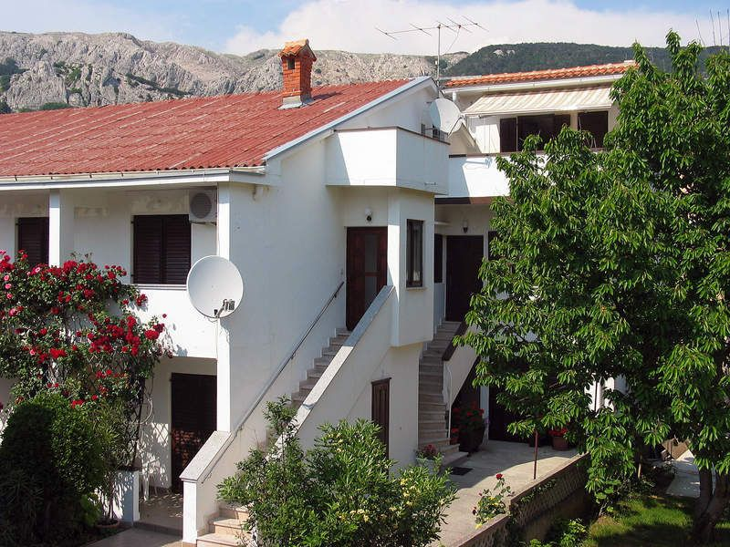Apartments, Baška, Island of Krk - Apartment ID 0304
