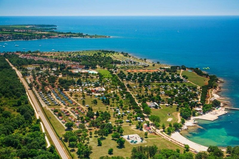 Mobile Homes, , Umag and surroundings - MOBILE HOMES UMAG- Camping Park Umag, Istria