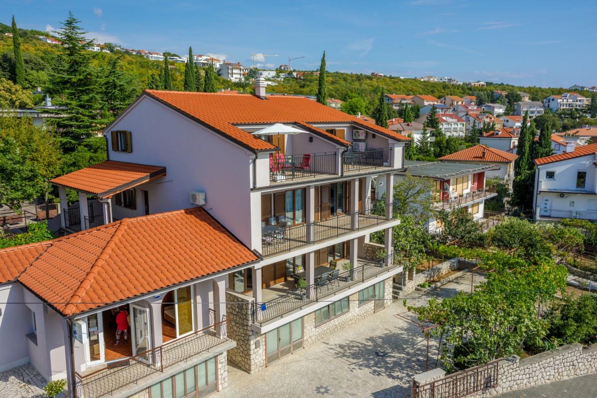 Apartmány, Crikvenica, Crikvenica a okolie - Apartmán ID 3125