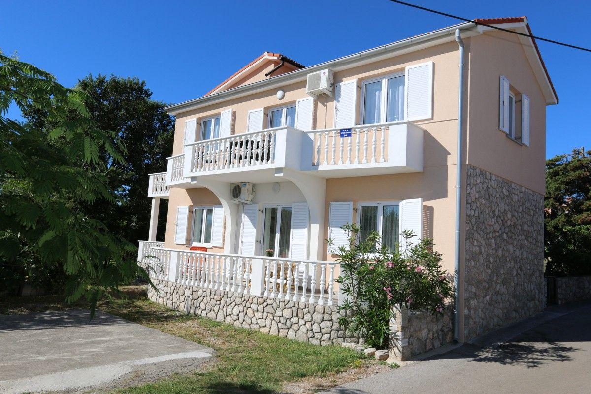 Apartmani, Šilo, Otok Krk - Apartman ID 3144