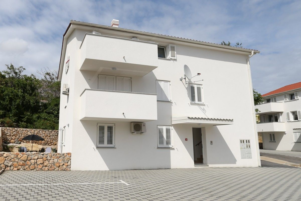 Apartments Island of Krk - Apartment ID 3152