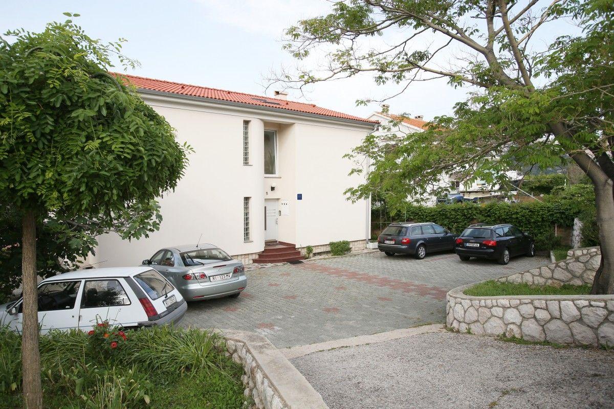 Apartmani Otok Krk - Apartman ID 3171