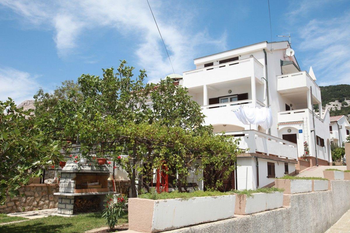 Apartmány Ostrov Krk - Apartmán ID 3187
