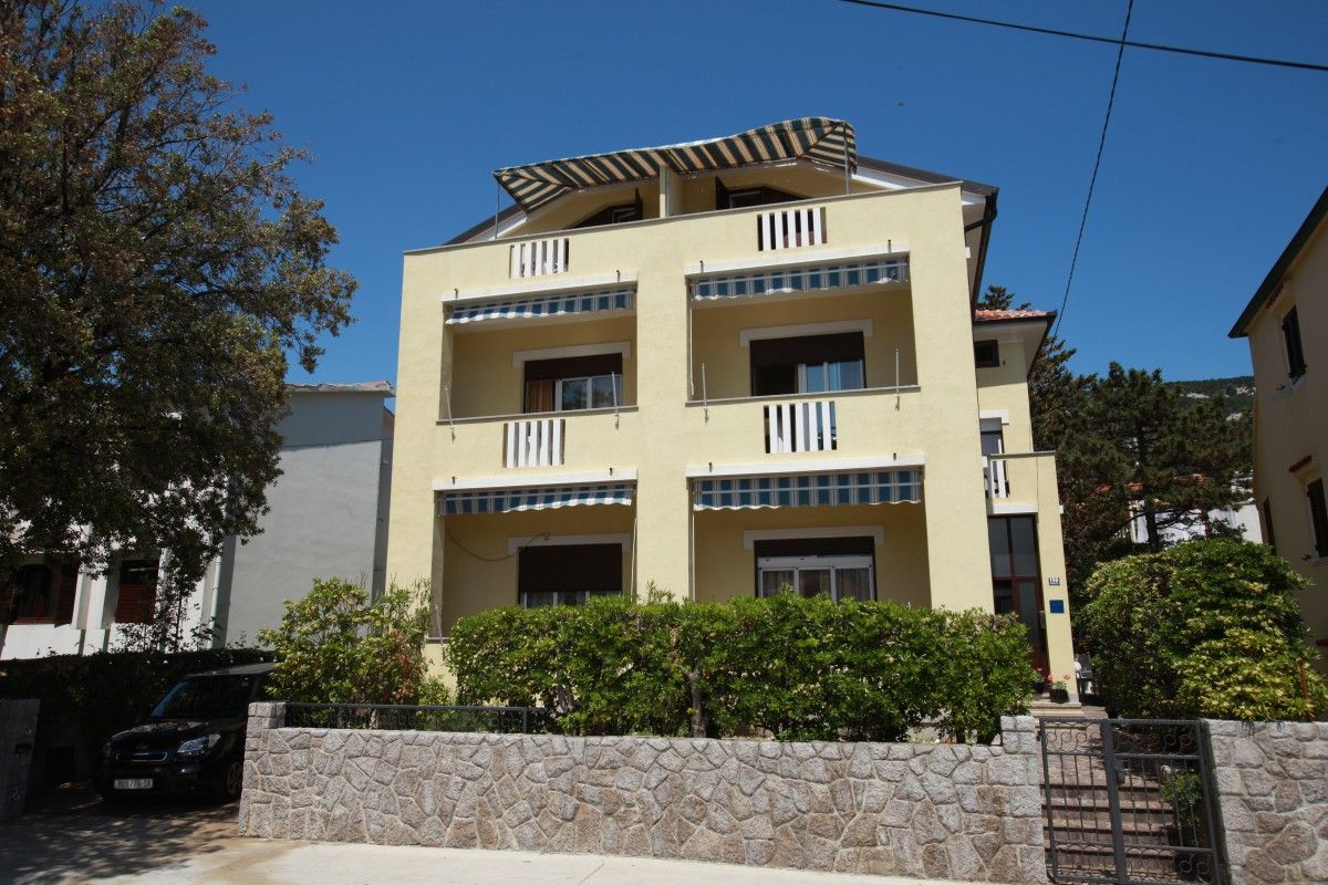 Apartments, Baška, Island of Krk - Apartment ID 3190