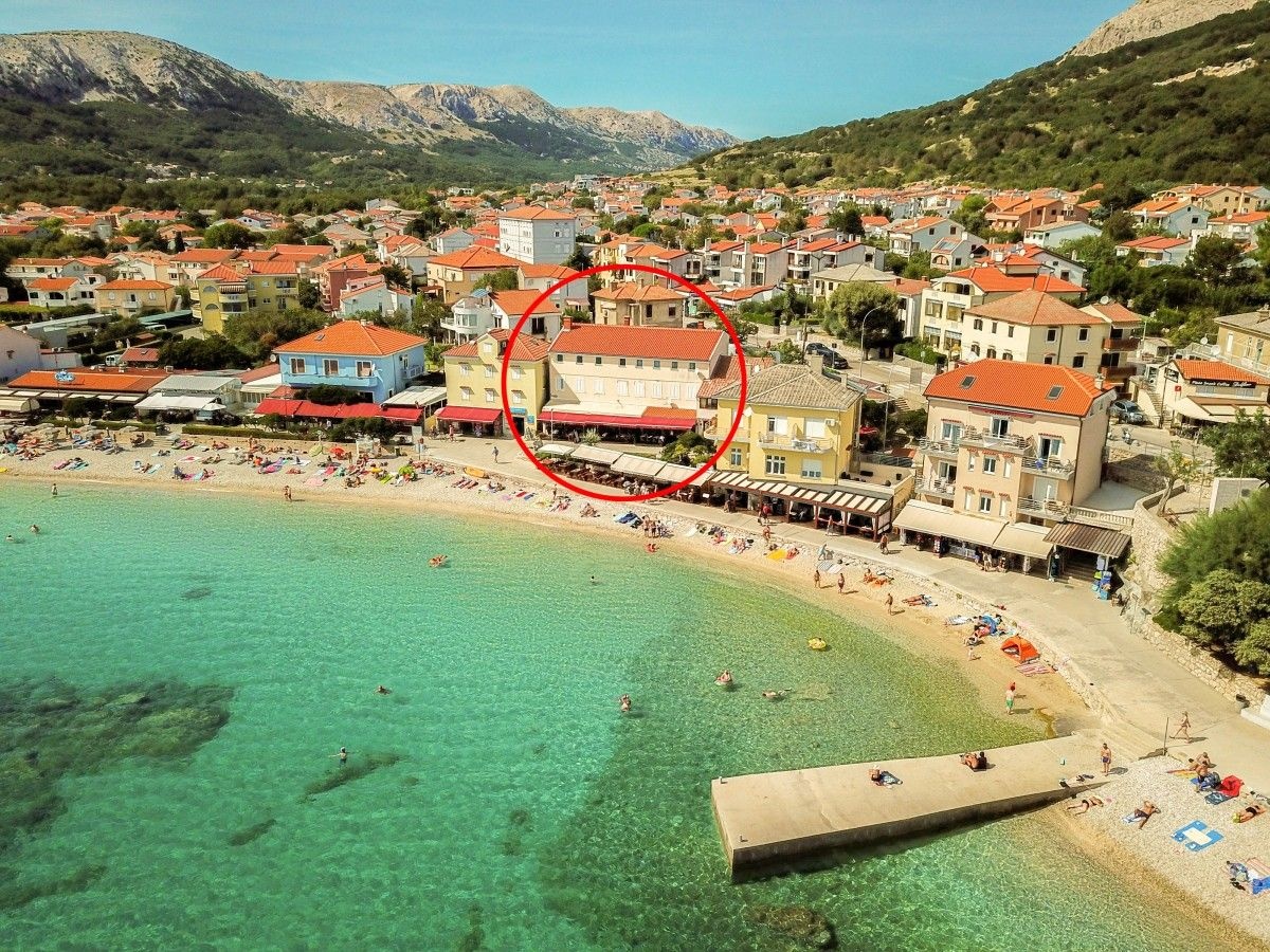 Apartments, Baška, Island of Krk - Apartment ID 3195