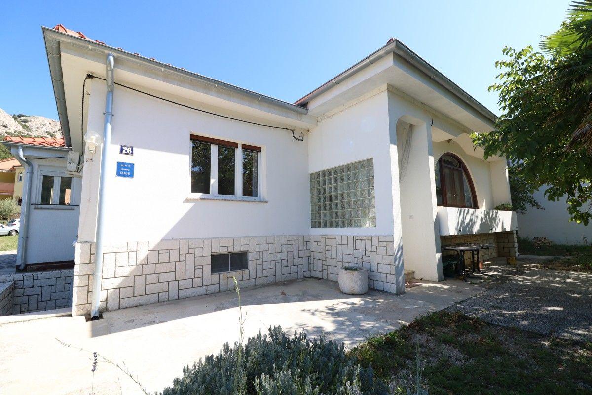 Apartmani Otok Krk - Apartman ID 3215