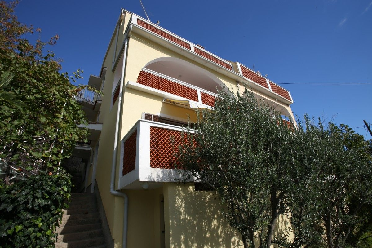 Apartments, Baška, Island of Krk - Apartment ID 3218