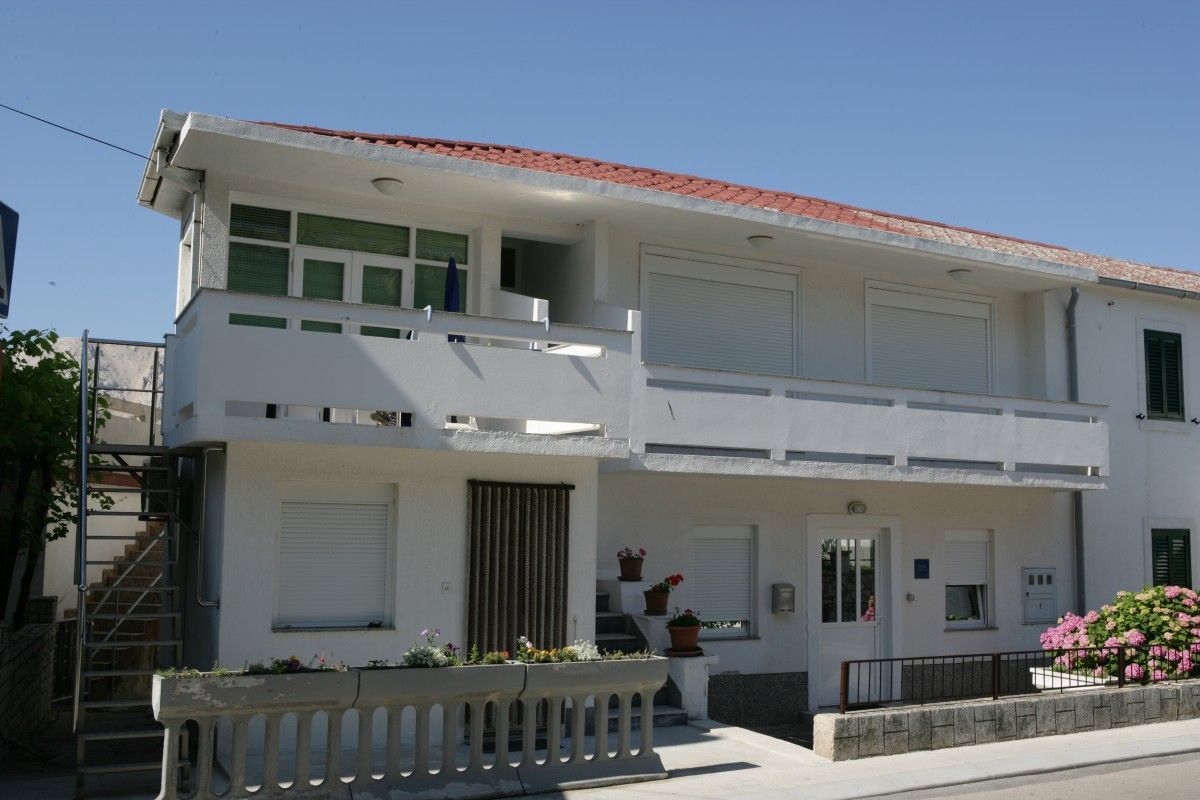 Apartments, Baška, Island of Krk - Apartment ID 3224
