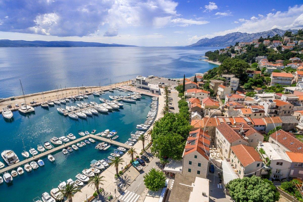 Hotel Croatia Baska Voda Makarska Riviera Stredna Dalmacia
