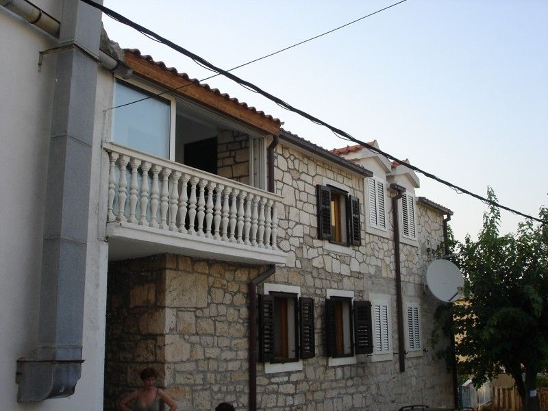 Apartments in the historical center of Primosten