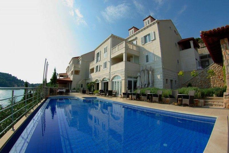 Hotely, Suđurađ, Ostrov Šipan - HOTEL BOZICA Dubrovnik