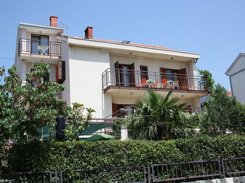 Apartments, Dramalj, Crikvenica and surroundings - Apartment ID 0408