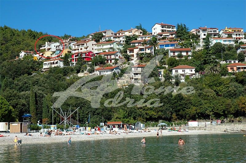 Apartments, Rabac, Rabac & Labin - Apartment ID 0443